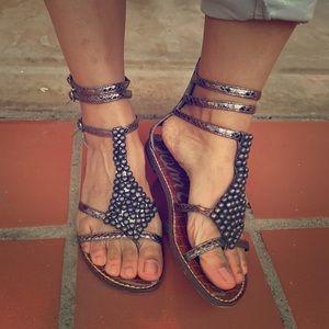 Sam Edelman gladiator sandals
